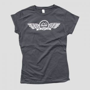 Womens Wings Charcoal